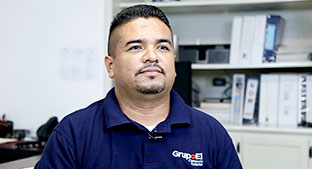 Jorge Chacón - Grupo Ei - Empresas de Comercio Exterior