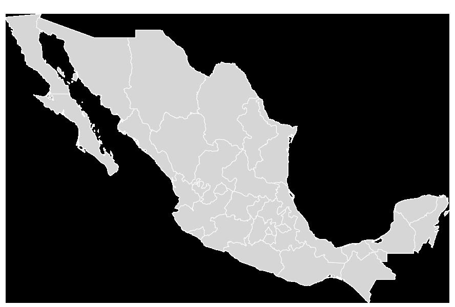 agencias-aduanales-en-mexico-mapa